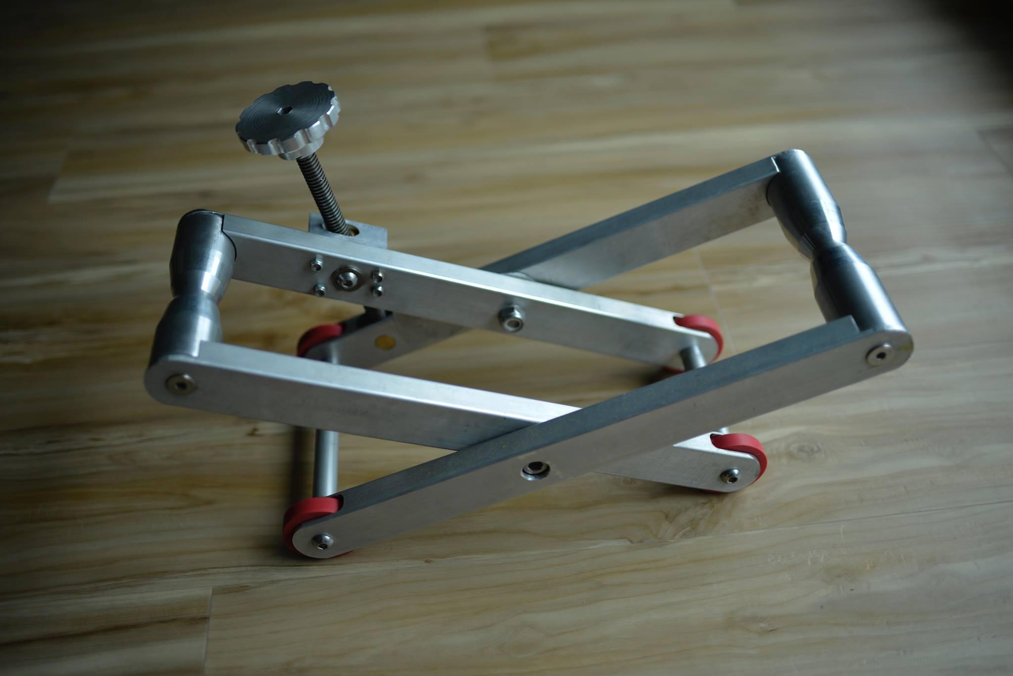 wheel riser 1
