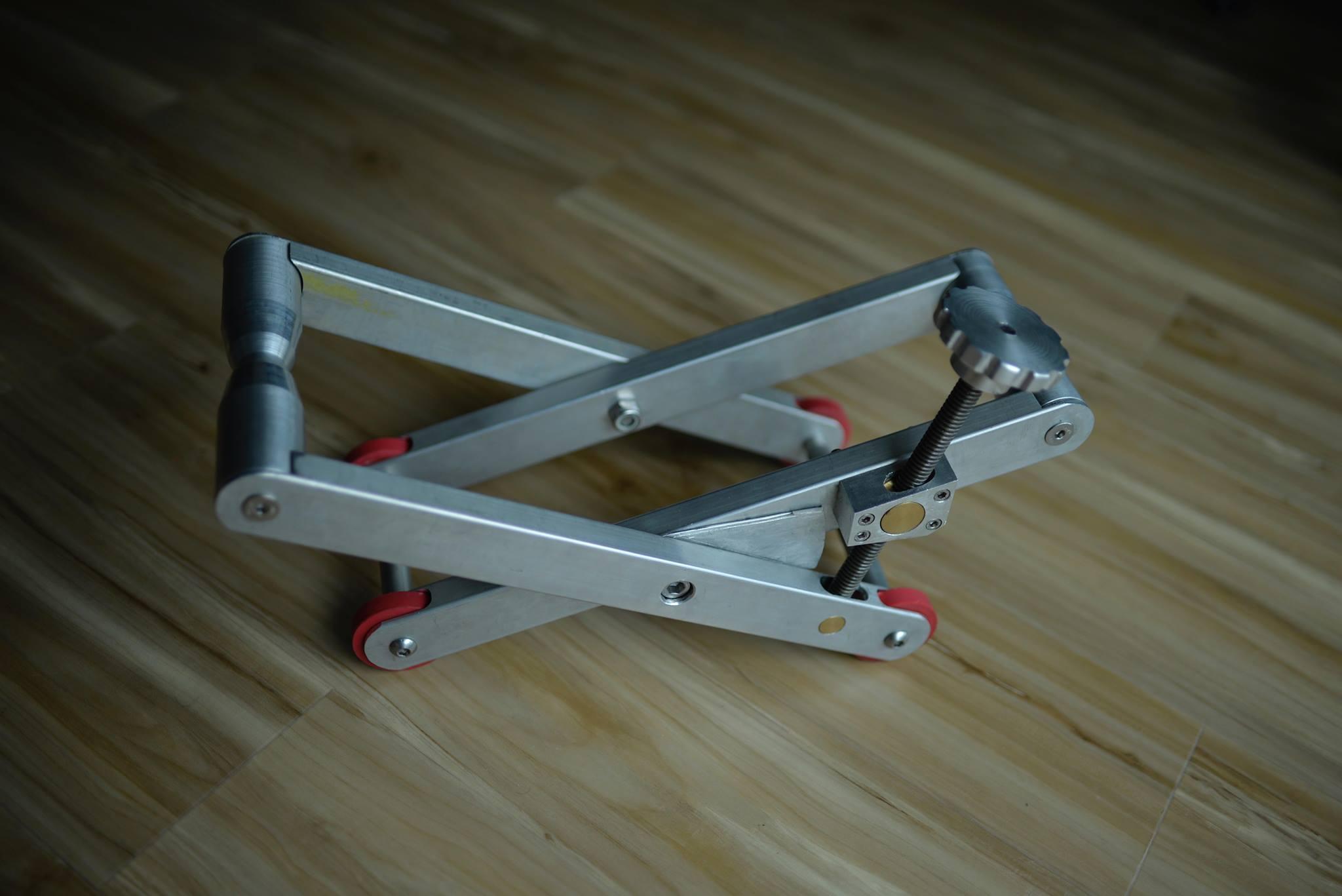 wheel riser 4